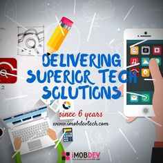 Do you need a customized iOS, Android, Blackberry or Windows App? Wish a responsive and Cross-platform app? If you want it, iMOBDEV Technologies - a well distinguished Mobile Application Development Company can build it.