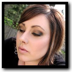 Brown and black smoky eye from Makeup Geek