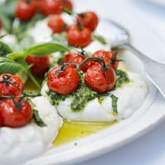 nancy silverton's caprese salad