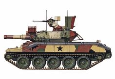 M551 Sheridan, 2º de Caballería Acorazada, 7º Ejército, Alemania, 1974. Pin by Paolo Marzioli Sheridan Tank, Tank Armor, Military Armor, Model Tanks, Battle Tank, Armored Vehicles, War Machine, Armed Forces, Military Vehicles
