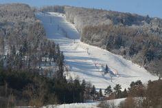 Laworta ski slope