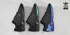 mi adidas Offers New Star Wars Custom Options for the ZX Flux