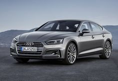 Audi has revealed its new A5 and S5 Sportback ahead of a Paris Motor Show…