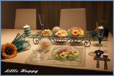 しっとりチキンサラダと簡単シーフードおつまみDAY : ~Little Happy~