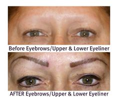 how to fix uneven eyebrows naturally