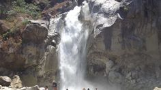 Mangkusakti Waterfall