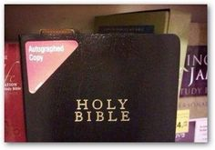 A really Old Testament!