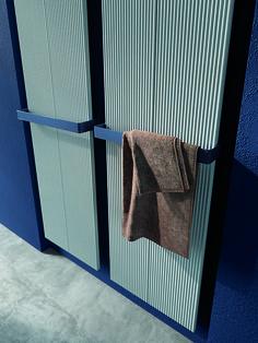 Loft radiator designed by Andrea Crosetta