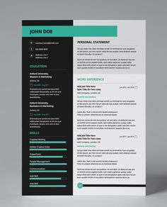 Get this vivid, professionally pre-designed, eye-catching resume format PDF for freshers! Editable CV & resume templates in easy-to-use PDF!