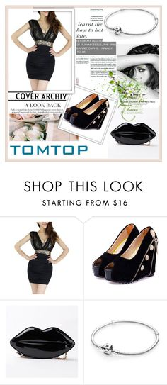 """""""TOMTOP+ 33"""" by damira-dlxv ❤ liked on Polyvore featuring Chanel"""