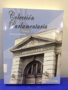 328.7281 / V215 / v.1 Colección parlamentaria