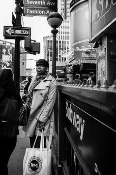 Fashion Ave - NYC