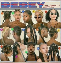 Recreated but with prequel so the pics move Black Girl Aesthetic, Aesthetic Hair, Black Is Beautiful, Skin Girl, Peinado Updo, Curly Hair Styles, Natural Hair Styles, Poses References, Grunge Hair