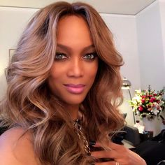 """Tyra Banks returning to 'America's Next Top Model' as host next season -- """"ANTM is woven into my DNA"""" Tyra Banks apparently regrets giving up her America's Next Top Model hosting duties because she's coming back next season! #AmericasNextTopModel #AmericasGotTalent #TyraBanks #AshleyGraham #RitaOra @AmericasNextTopModel"""