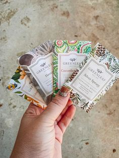 Greenleaf Mini Sachet: Scents Available Trendy Girl, Apple Watch Bands, Younique, Makeup Junkie, Mini, Shop, Accessories, Beauty, Beauty Illustration