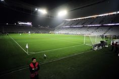 Corinthians busca virada na arena, e Santos tenta se afirmar fora de casa  #globoesporte