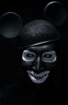 The Golden Age 5 (Marilyn Manson) by Helnwein