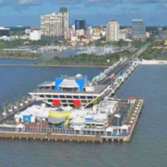 How do you feel about tearing down the old Pier to build a new one in St. Pete?