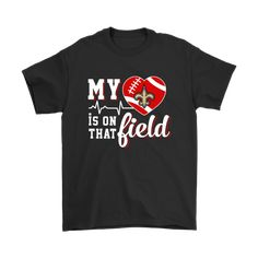 Buy yours My Heart My Arizona Cardinals Is On That Field Shirts now today at NFL T-Shirts Store! ✓ Unique Design ✓ Easy 30 days return and exchange! Nfl Oakland Raiders, Cincinnati Bengals, Indianapolis Colts, Nfl Houston Texans, Dallas Cowboys, Football Heart, Nfl T Shirts, Saints Shirts, Football Field