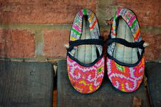 Handmade Baby Shoes from Thailand #5