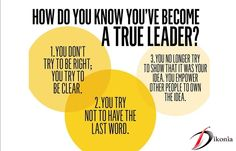 How to Know that You have Become a True #Leader?