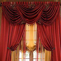 Royal Velvet® Hilton Window Treatments - jcpenney