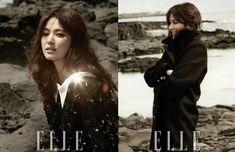 Song Hye Kyo Elle 2