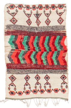 Woven Accents - Moroccan Vintage Rugs