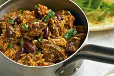 Mexican Chilli Beef with Beans