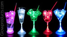 Glowing Drink & Lighted Bar Supplies  https://glowproducts.com/us/barglowproducts