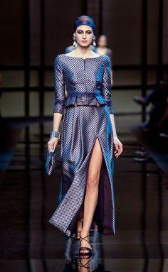 Armani Prive Haute Couture s/s 2014 París