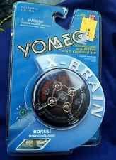 BANDAI YOMEGA X-BRAIN black yo-yo