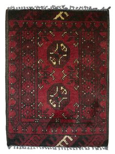 Aqcha Mat from Afghanistan, 67 x 50cm