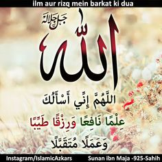 Prayer For The Day, Islamic Images, Morning Prayers, Hadith, Quran, Allah, Instagram, Beautiful, Blog