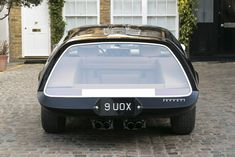 1972 Ferrari 365 GTB/4 Shooting Brake by Panther Westwinds