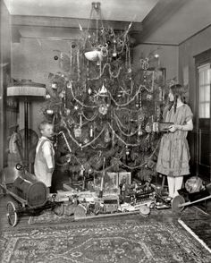 Christmas 1920 - Washington, D.C.