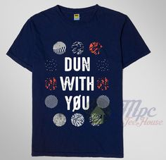 Like and Share if you want this Twenty One Pilots Dun With You T Shirt Twenty One Pilots Dun With You T Shirt Available Size S-2Xl. MPCTeeHouse made and sale premium t shirt gift for him or her. I use only quality shirts such as Fruit of the Loom or Gildan. The process used to make the shirt is the latest in ink to garment ... Tag a friend who would love this! FREE Shipping Worldwide Get it here ---> https://www.mpcteehouse.com/product/twenty-one-pilots-dun-with-you-t-shirt/ Made By…