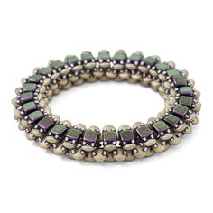 Breezeway Bangle | Fusion Beads Inspiration Gallery
