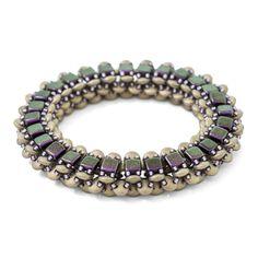 Breezeway Bangle | Fusion Beads Inspiration Gallery