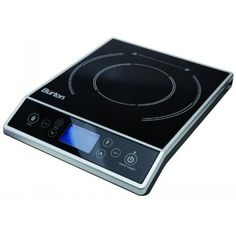 Max Burton 6400 Digital Choice Induction Cooktop 1800 Watts LCD Control * Click image for more details.