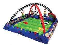 Amazon.com: Little Sport Star Play Gym Soccer: Baby