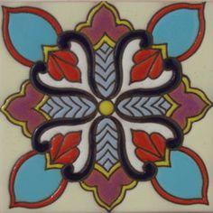 Talavera tile available a half an hour away in Metepec
