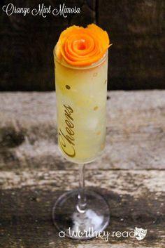 Cocktail Idea- Orang