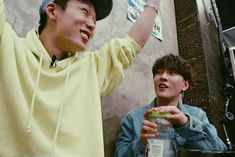 bobby and donghyuk Kim Jinhwan, Double B, Boyfriend Material, Ikon, Bigbang, Bobby, Girlfriends, Couple Photos, Couples