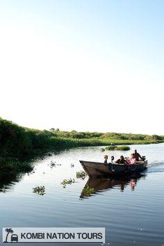 Bird Watching on Lake Kyoga - Image Credit - Kombi Nation Tours