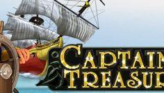 Captain Treasure Pro slot game | 3Win8 casino | 3Win8 Download