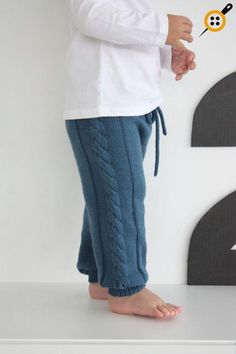 Baby Boy Knitting Pants Models - Baby Pants Knitting Models : Baby Boy Knit Pants Models – Baby Pants Knit Models – – the Baby Boy Knitting, Knitting For Kids, Baby Knitting Patterns, Baby Patterns, Warm Outfits, Kids Outfits, Preppy Trends, Baby Pants, Baby Leggings