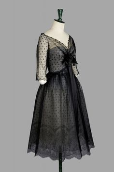 Christian Dior Haute Couture by Yves Saint Laurent