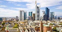 Hotéis bons e baratos em Frankfurt #viajar