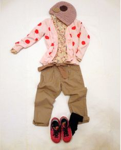 Outfit outfit for kids on www.fiammisday.com